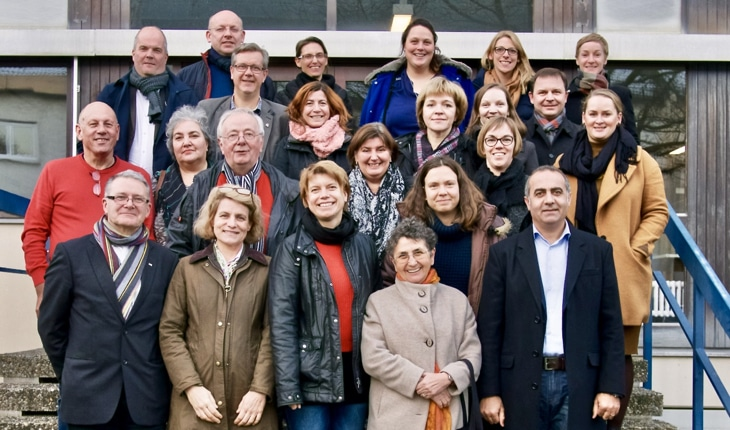 Project Meeting, Freiburg, Germany, 2016